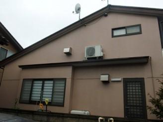 金沢市 H様邸 屋根・外壁・付帯塗装工事