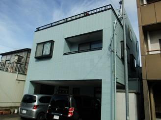 富山市 I様邸 外壁塗装工事・屋上 ベランダ防水工事