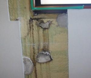 3 内部壁撤去・漏水確認