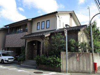 金沢市 T様邸 外壁・付帯塗装工事