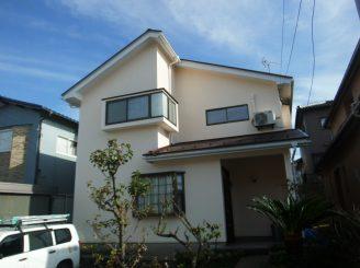 内灘町 K様邸 屋根・外壁・付帯塗装工事