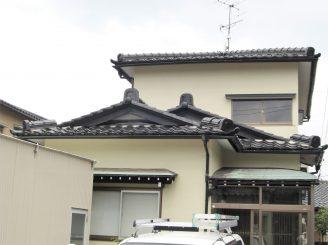 金沢市 Y様邸 外壁・付帯塗装工事