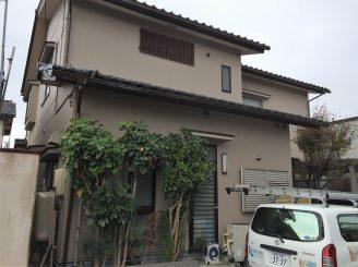 富山市 D様邸 外壁・付帯塗装工事