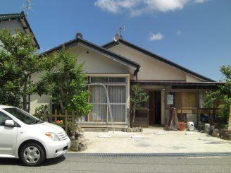 金沢市 H様邸 外壁・付帯塗装工事