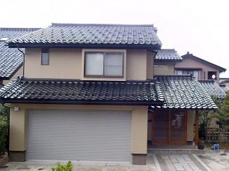 金沢市 M様邸 外壁・付帯塗装工事
