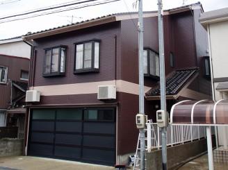 金沢市 S様邸 外壁・付帯塗装工事