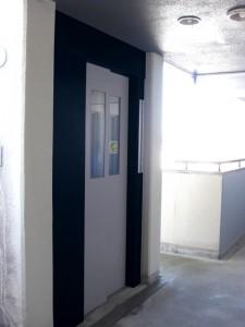リブナイスリー安江町2~9FEV(紺×グレー)