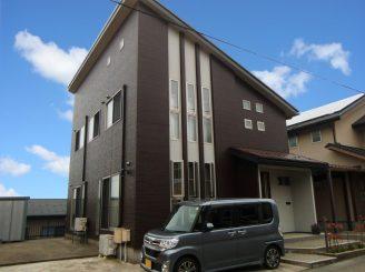 金沢市K様邸 屋根・外壁・付帯塗装工事
