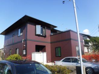 金沢市 O様邸 屋根・外壁・付帯塗装工事