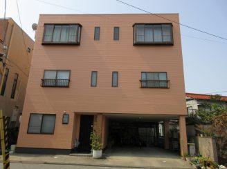 金沢市 K様邸 外壁・付帯塗装工事