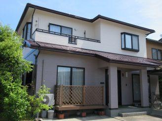 金沢市 S様邸 屋根・外壁・付帯塗装工事