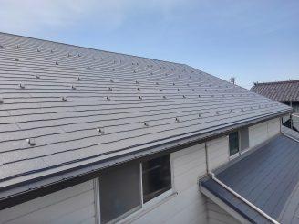 高岡市 M様邸屋根塗装工事