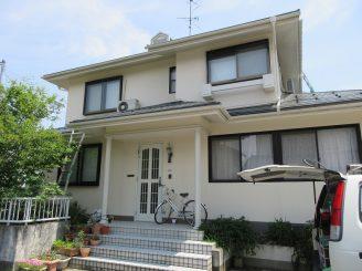 金沢市 A様邸 屋根・外壁・付帯塗装工事